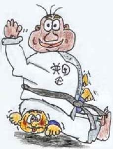 vriendjes judo !